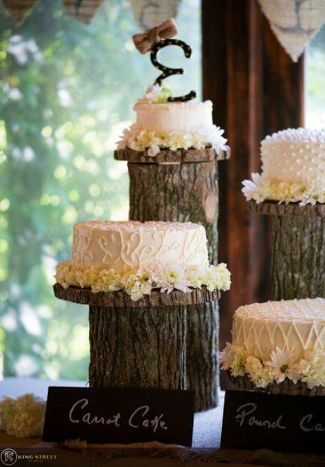 Rustic Chic Wedding Theme 10