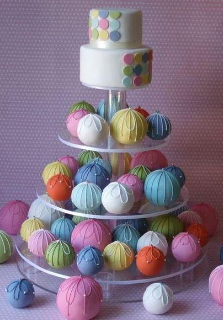 Temari Cake Balls 14