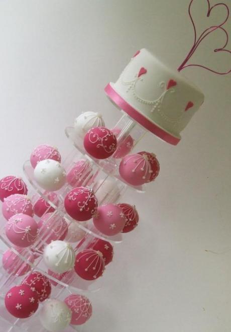 Temari Cake Balls 15
