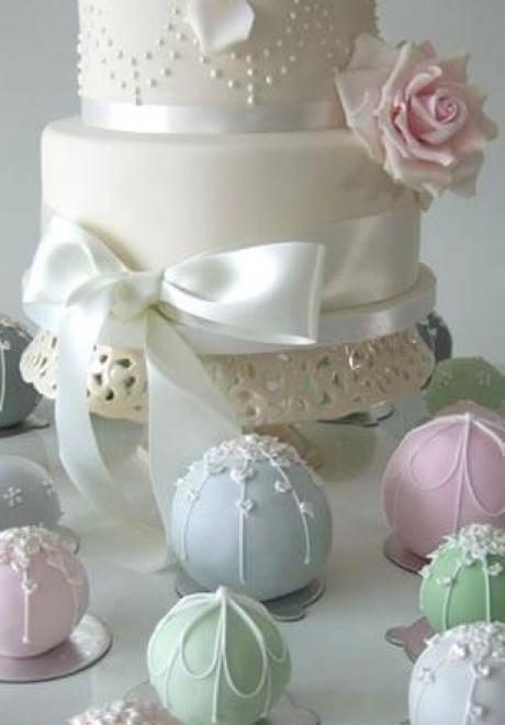 Temari Cake Balls The Next Big Wedding Cake Trend Arabia