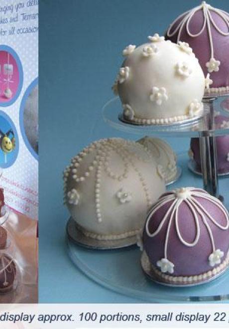 Temari Cake Balls 5