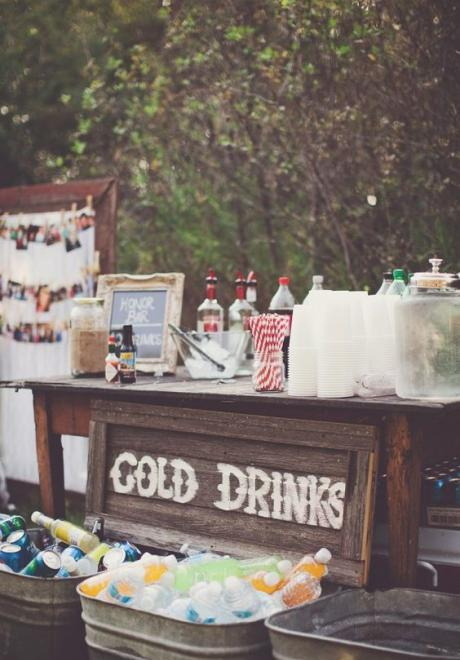 Cold Summery Drinks Perfect For a Summer Wedding