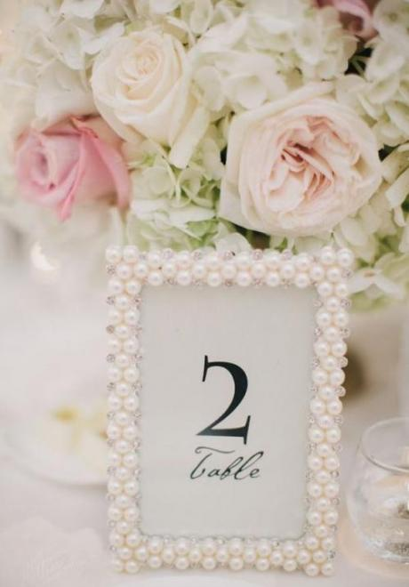 Creative Ideas For Your Wedding Table Numbers