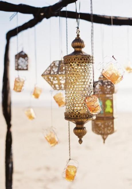 Moroccan Wedding Theme 7