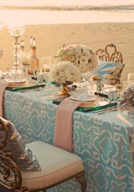 Moroccan Wedding Theme 2