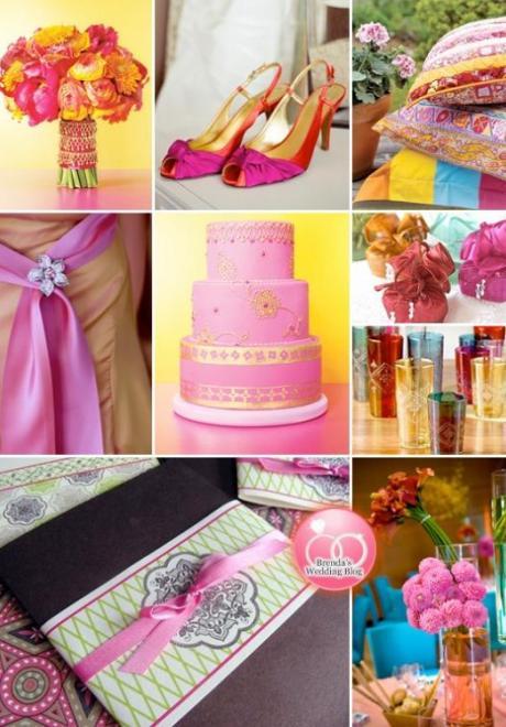 Moroccan Wedding Theme 4