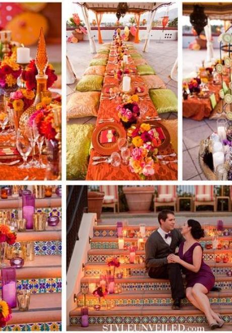Moroccan Wedding Theme 5