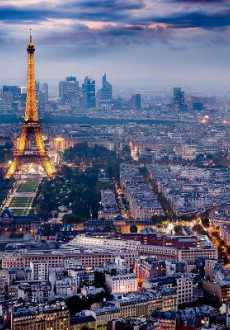 Paris as your honeymoon destination