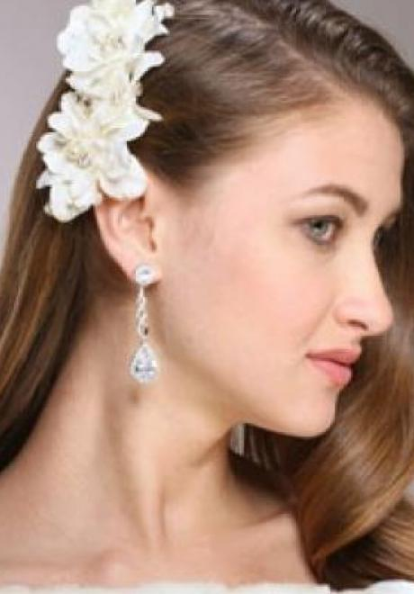 1920's Hairstyle Trend for the Romantic Bride