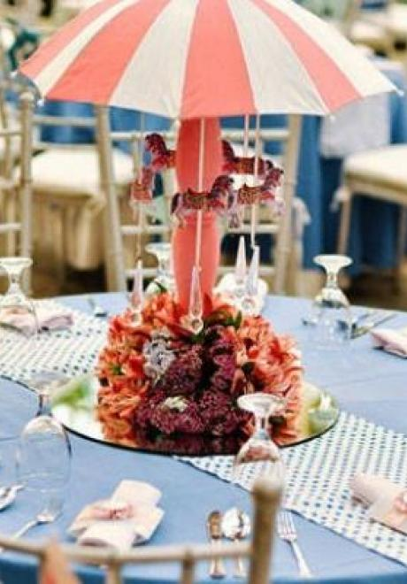 Circus Wedding Theme