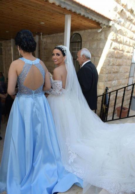 Diana and Walid's Wedding 12