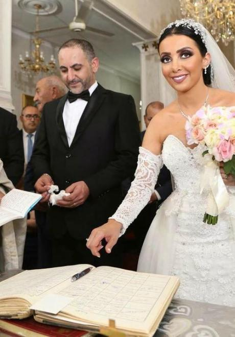 Diana and Walid's Wedding 23
