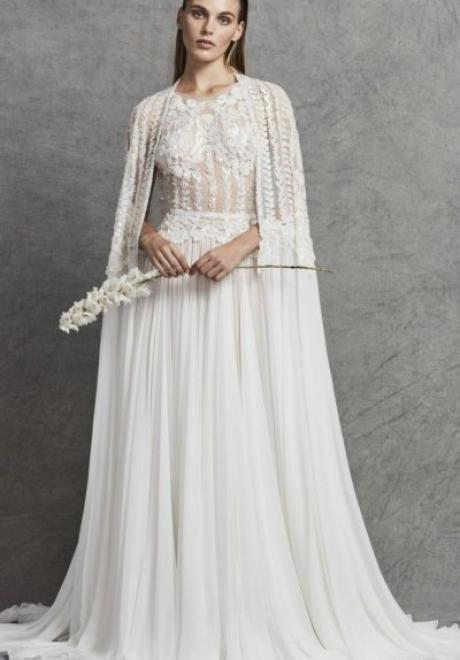 Hijab Wedding Dresses Fall Winter 2019 Arabia Weddings