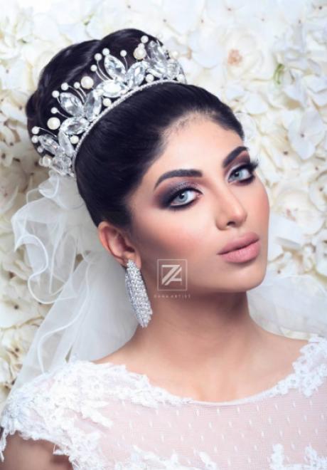 مكياج عرايس فخم للعروس العربية