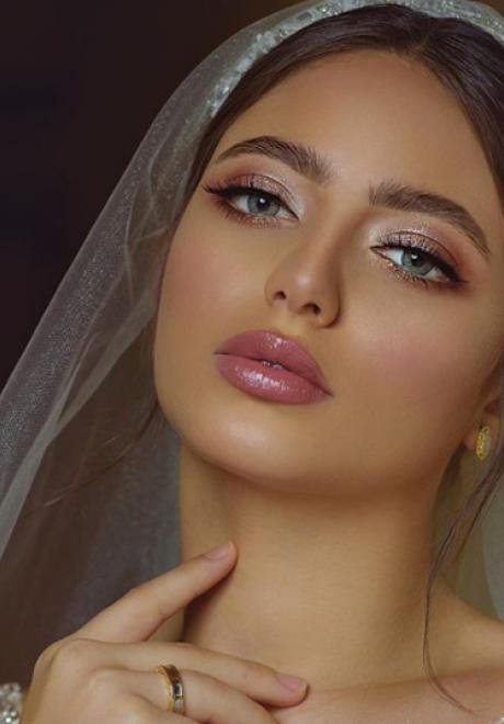 Nora Bridal Makeup