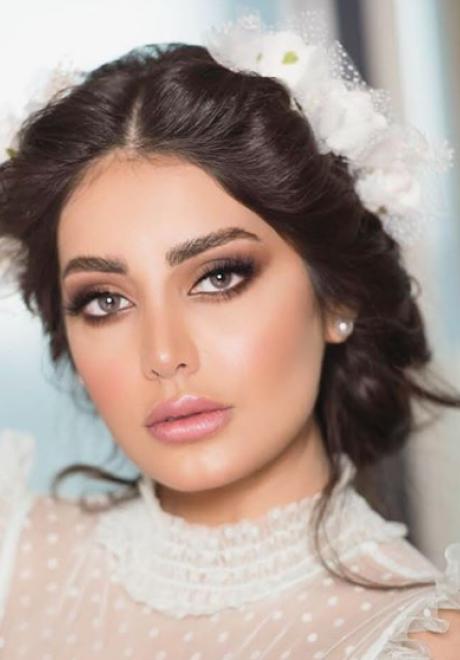 Nora Bridal Makeup 1
