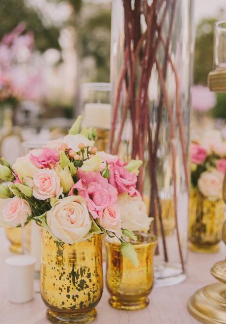 حفل زفاف ريناد ونزار في القاهرة