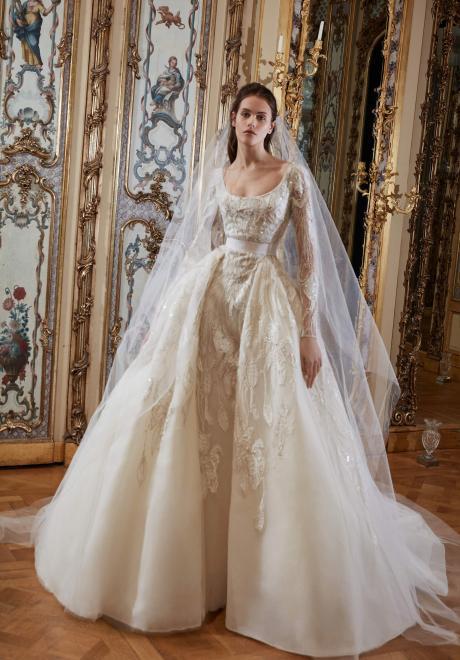 2019 Elie Saab Wedding Dreess 1