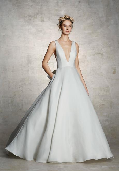 2019 Marchesa Wedding Dress