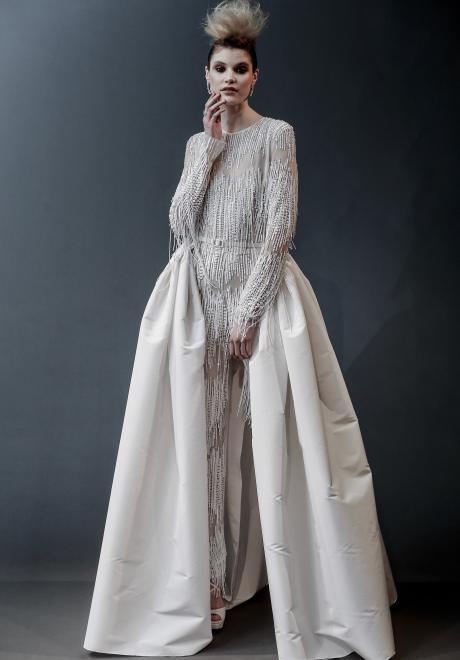 2019 Naeem Khan Wedding Dress