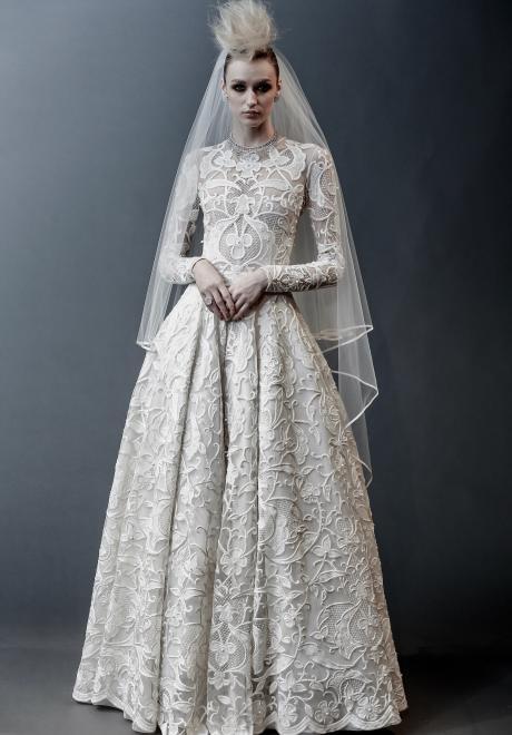 2019 Naeem Khan Wedding Dress 1