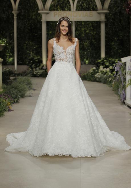 2019 Wedding Dresses by Pronovias