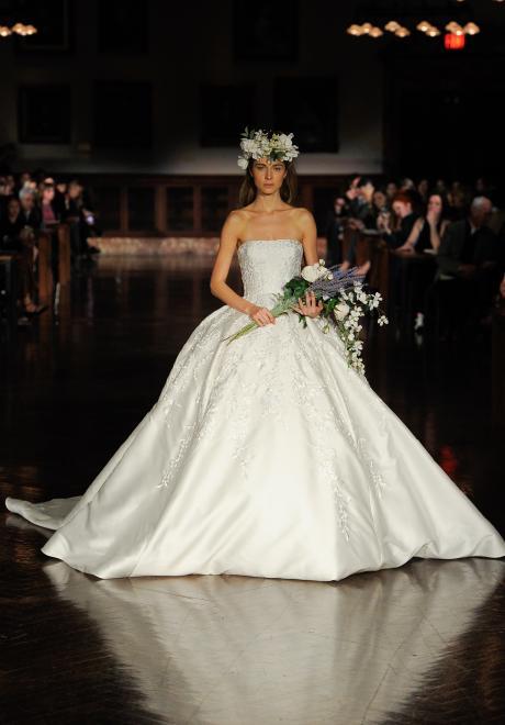 2019 wedding dress by Reem Acra