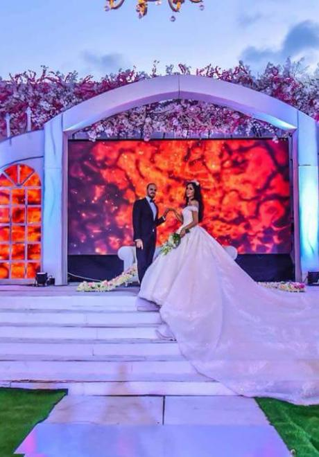 The Wedding of Ibrahim and Hala in Latakia