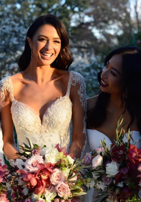 حفل زفاف إميلي سيمز وبيير غوغاسيان