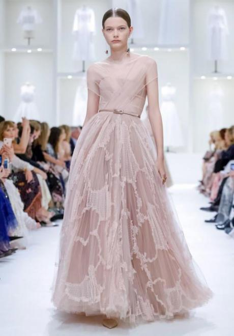 Stunning Pink Engagement Dresses for The Bride of 2019