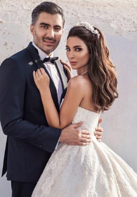 Beautiful Bridal Makeup Looks For The Arab Bride