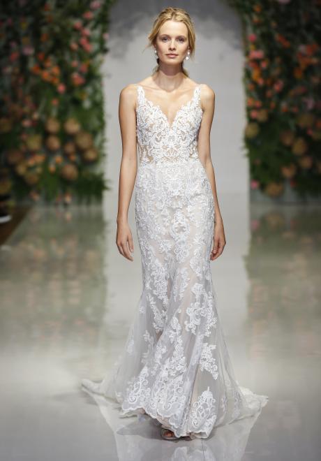 "The ""Secret Garden"" Spring 2019 Wedding Dresses by Morilee"