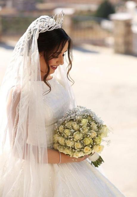 The Magical Wedding of Jinan and Abdullah 9