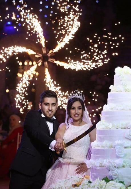 The Magical Wedding of Jinan and Abdullah 11