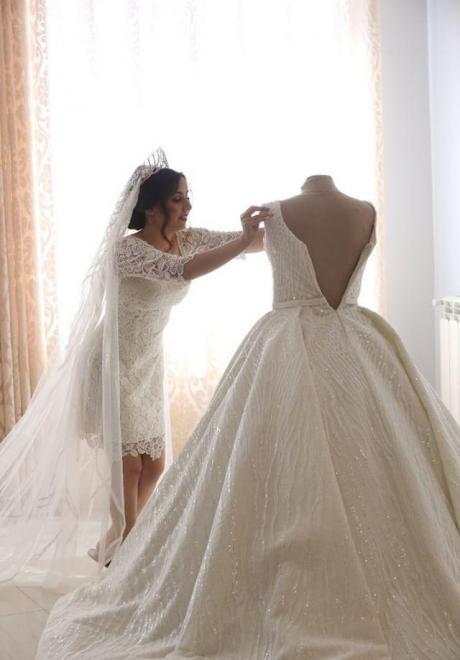 The Magical Wedding of Jinan and Abdullah 13
