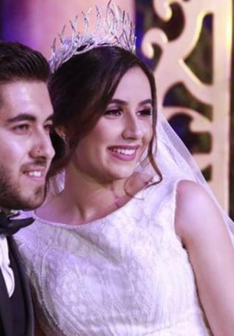 The Magical Wedding of Jinan and Abdullah