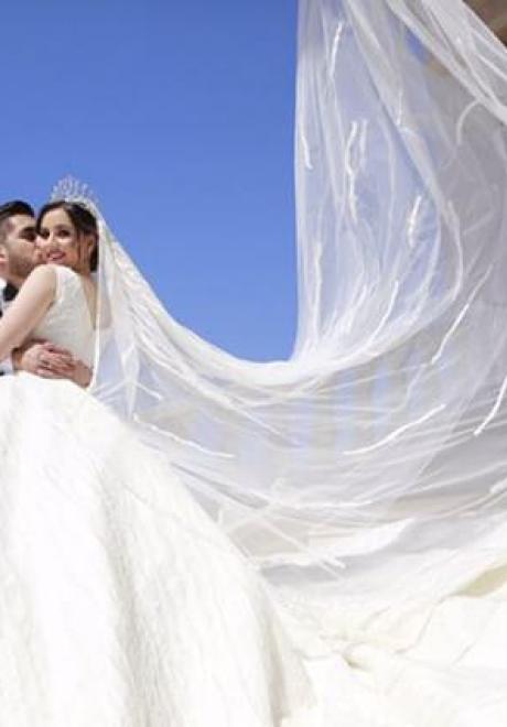 The Magical Wedding of Jinan and Abdullah 2