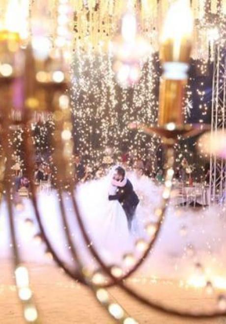 The Magical Wedding of Jinan and Abdullah 4