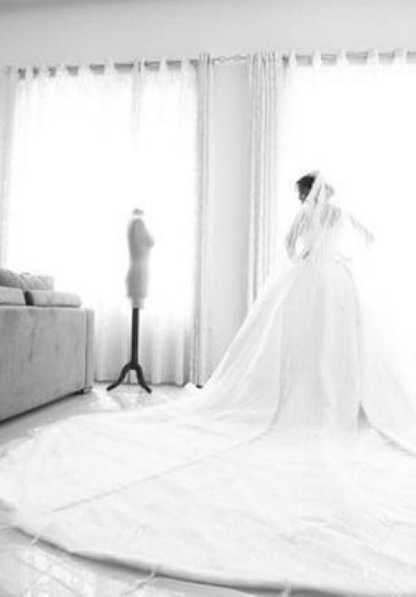 The Magical Wedding of Jinan and Abdullah 6