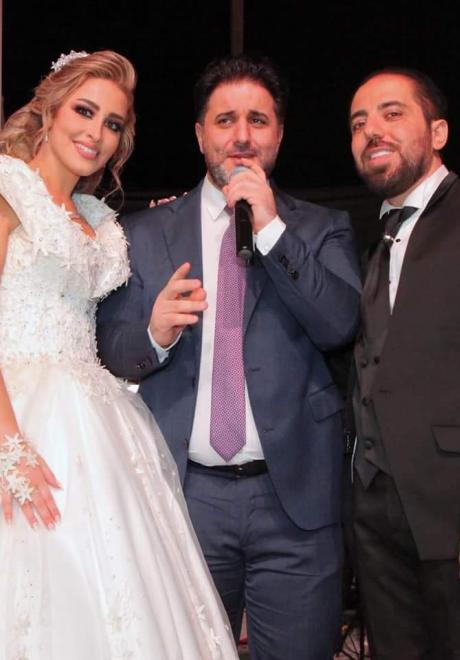 The Wedding of Antoun and Mira in Seidnaya, Syria