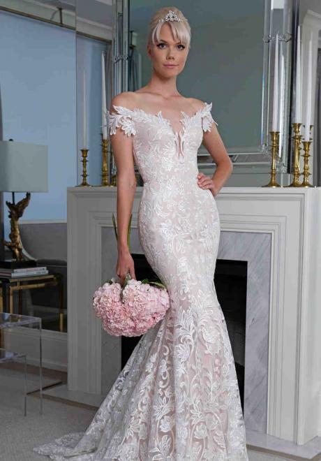 أحدث مجموعات فساتين الزفاف لعام 2019 من تصميم رومونا كيفيزا
