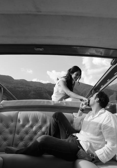 Krystel And Elie's Wedding - From Beirut To Lake Como