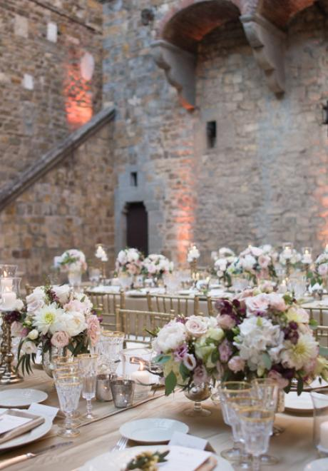 Melissa and Mohammed's Destination Wedding in Italy