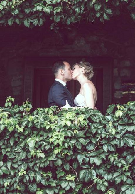 Rasha and Amer's Wedding at The Tuscan Countryside
