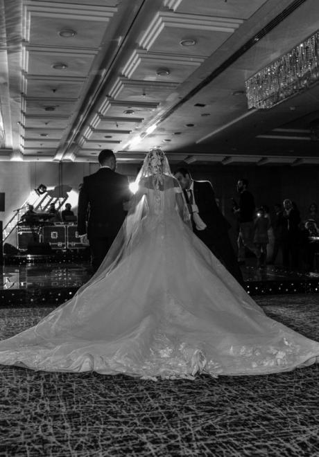 Rami and Lara's Wedding in Amman