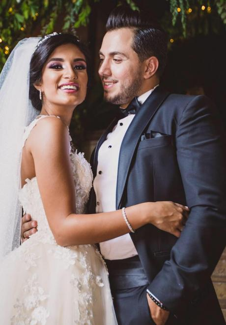 Kayan and Jalal's Wedding in Amman