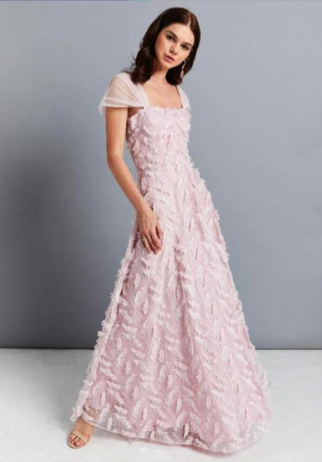 A Pink Collection by Dubai Designer Alina Anwar