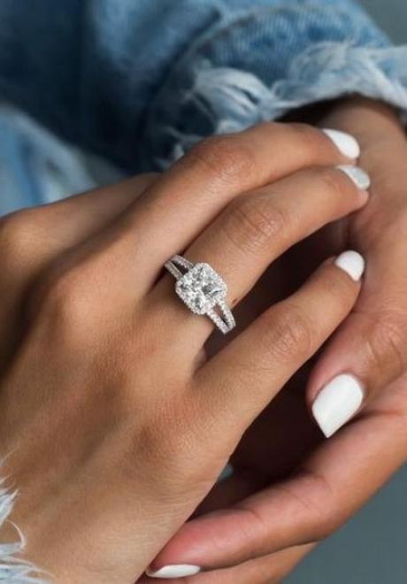 خاتم الزواج | اين يوضع خاتم الزواج وصور خواتم زواج