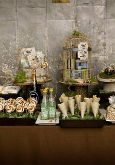 Welcome Buffets Are a New Wedding Trend in Saudi Arabia