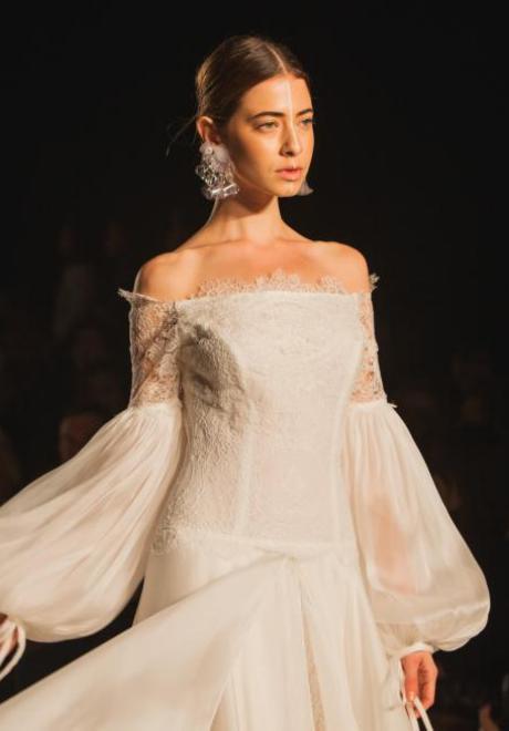 مجموعة اليزابيتا بولينانو لفساتين زفاف عام 2018